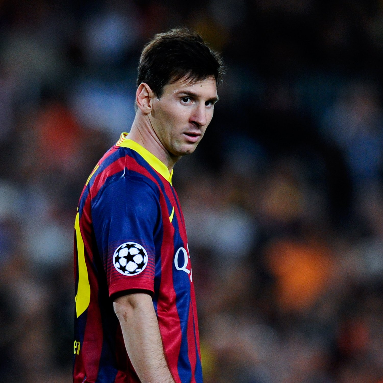 Lionel Messi A Look At The Barcelona Star S Sensational: Why Lionel Messi's Injury Could Be A Blessing In Disguise