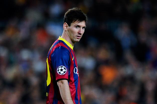 Why Lionel Messi's Injury Could Be a Blessing in Disguise for Barcelona