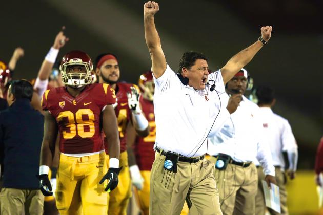 USC Football: How Ed Orgeron Resurrected the Trojans