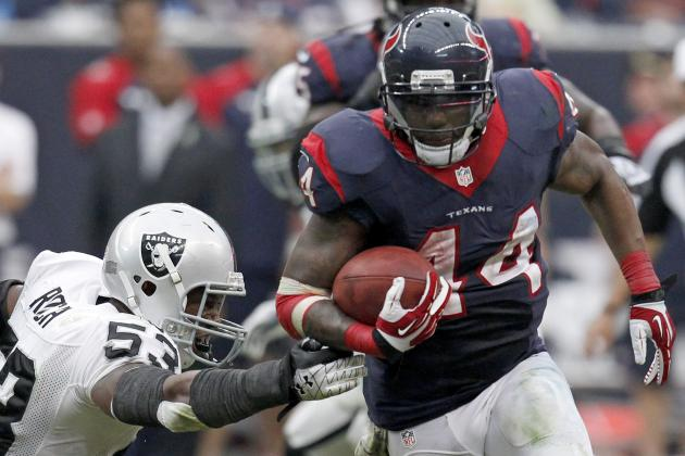 Can the Houston Texans Realistically Expect to Retain Ben Tate?