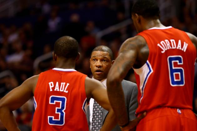 Don't Look Now, but DeAndre Jordan Is Rising to Doc Rivers' Challenge