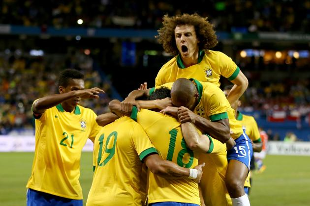 Brazil vs. Chile: Score, Grades and Post-Match Reaction