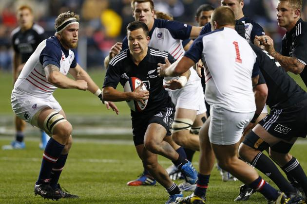 Eagles Should Be All Blacks Opponents in USA