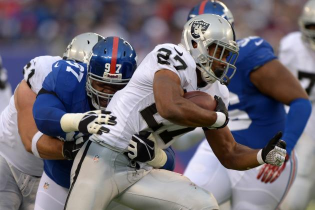 Giants' Reinvigorated Run Defense Will Keep New York in Playoff Hunt