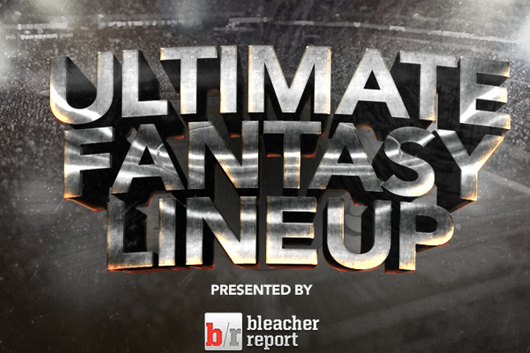 Ultimate Fantasy Football Week 11 Lineup
