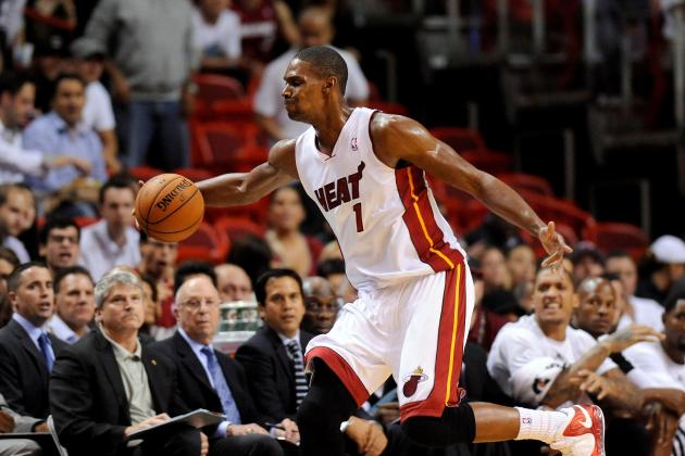 Miami Heat Need Chris Bosh Just as Much as Dwyane Wade