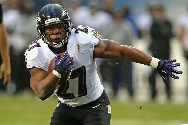 How the Baltimore Ravens Got Running Attack Back on Track in Week 11