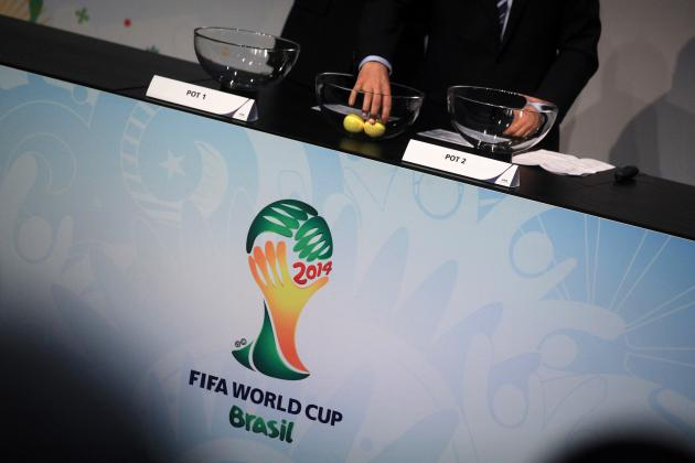 Everything You Need to Know About the 2014 World Cup Group Stage Draw