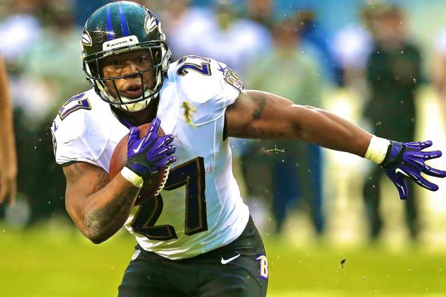 Is the Ravens' Running Game Finally Back?