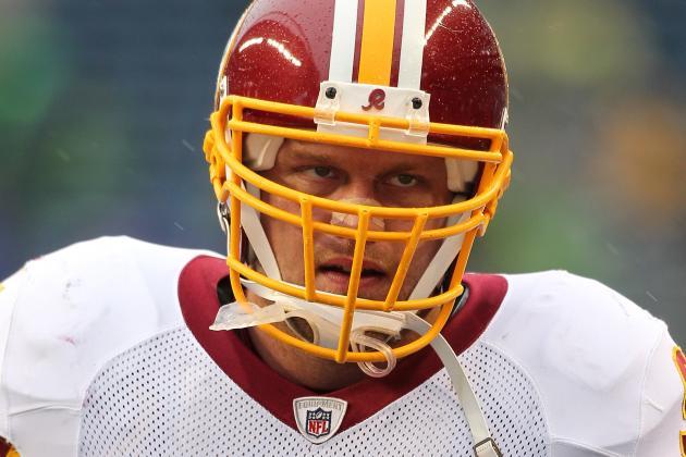Redskins: Adam Carriker's Season Not Over, Returned to Practice
