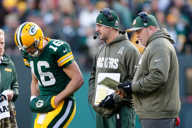 Green Bay Packers Can't Salvage Season Without Aaron Rodgers