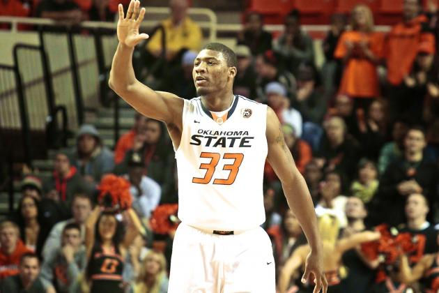 Marcus Smart, Oklahoma State Make Loud Statement in Memphis Rout