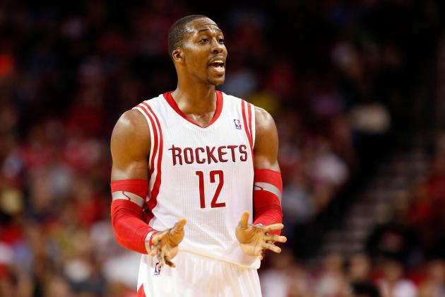 Dwight Howard's Defensive Decline Is a Major Problem for Houston Rockets