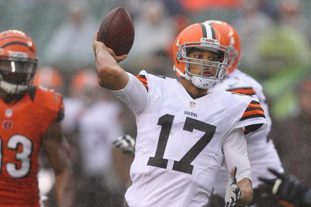 Jason Campbell's Reluctance to Throw Deep Killed the Browns Offense Sunday