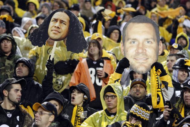 Pittsburgh Steelers Alive and Well in AFC Playoff Picture
