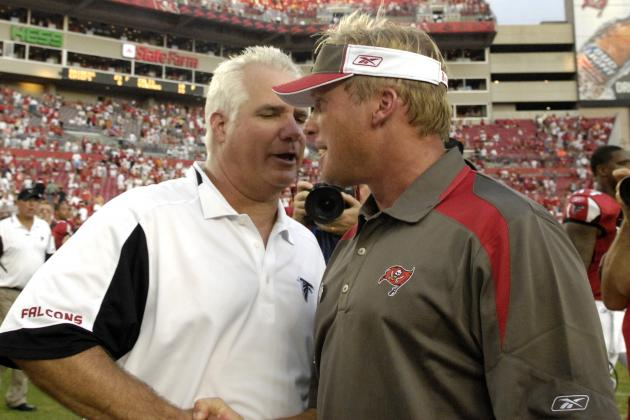 Who Would Be the Best Candidate to Unseat Falcons Coach Mike Smith in Atlanta?