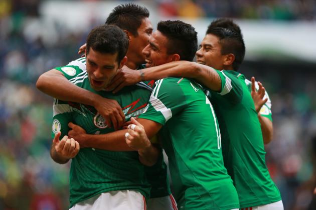 New Zealand vs. Mexico: Best and Worst Performers from World Cup Playoff