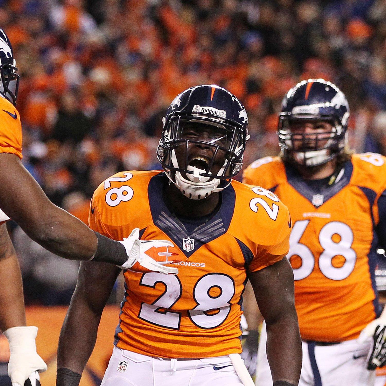 Denver Broncos Depth Chart: Denver Broncos: Can Rookie RB Ball Continue To Take On A