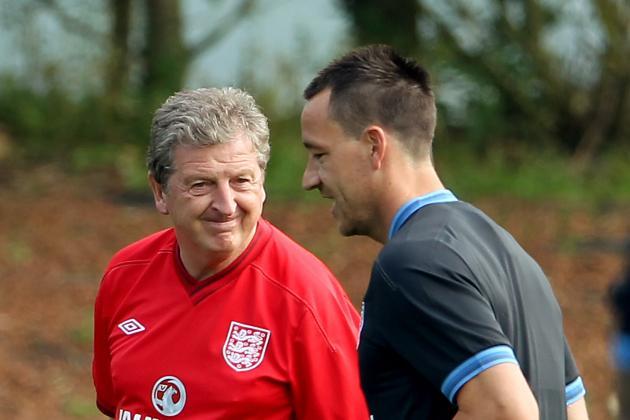 John Terry's England World Cup Hopes Shot Down by Roy Hodgson