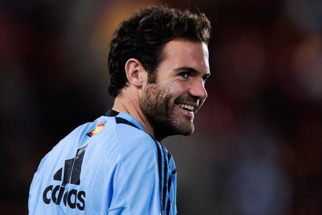 Juan Mata Reportedly Targeted by Arsenal, Manchester United, Liverpool and Spurs
