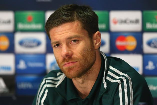 Xabi Alonso Blow Dealt by Real Madrid to Manchester United and Chelsea