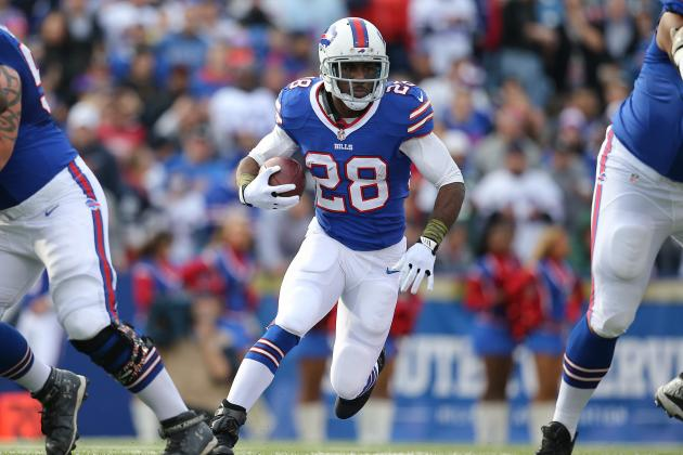 Doug Marrone's Misuse of C.J. Spiller Is Buffalo's Biggest Offensive Issue