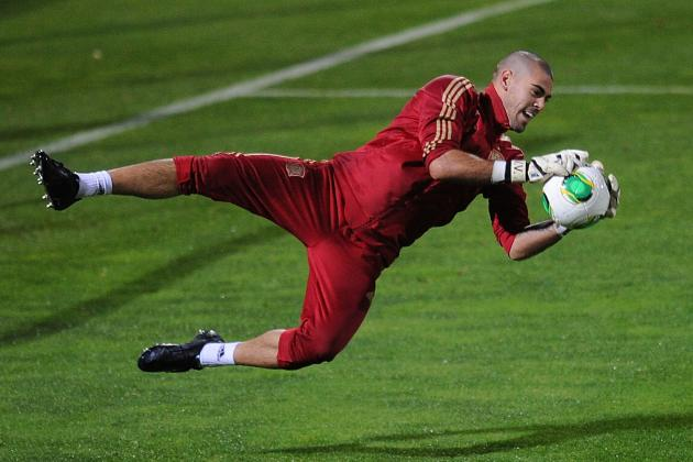 Victor Valdes Injury: Updates on Barcelona Star's Calf, Likely Return Date