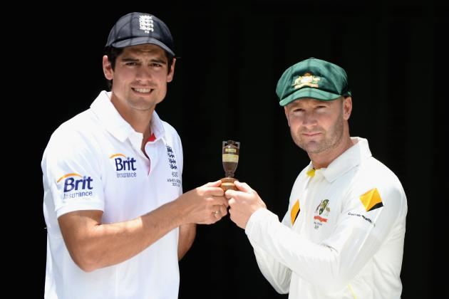 Australia vs. England, 1st Test: Date, Time, Live Stream, TV Info and Preview