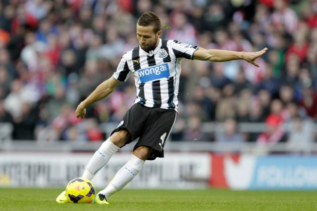 Yohan Cabaye: Reasons for Newcastle Star to Leave for Roma