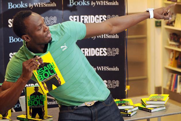 Usain Bolt I'M in LOVE with RIHANNA ... Call Me!