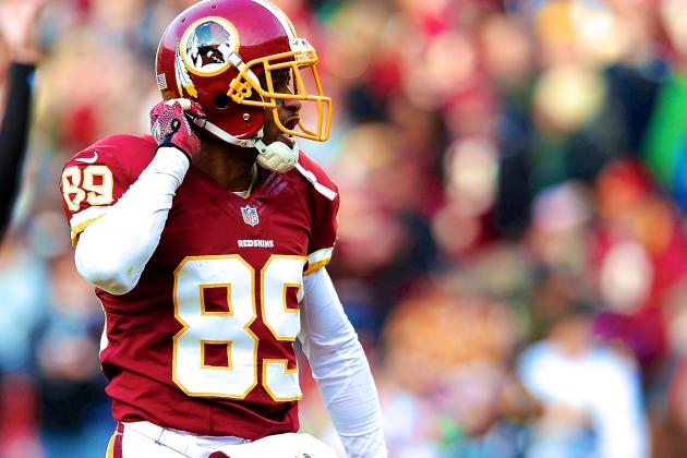 Robert Griffin III's Comments Spark Rebuttal from Santana Moss