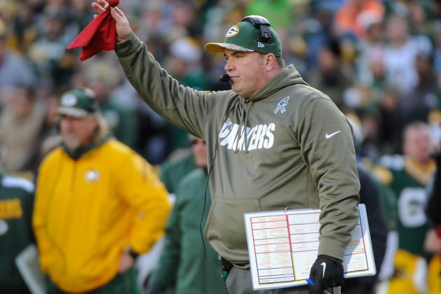 Packer Coach Mike McCarthy Faces Unprecedented Task