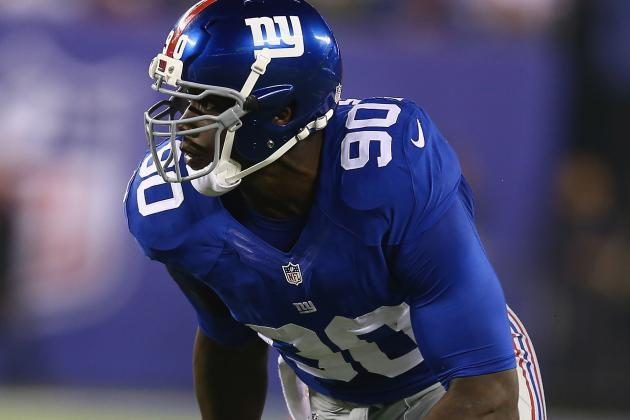 Jason Pierre-Paul Wins NFC Defensive Player of Week