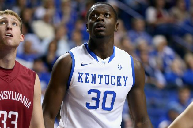 Julius Randle Remains Biggest Key to Kentucky Wildcats' Success in 2013-14