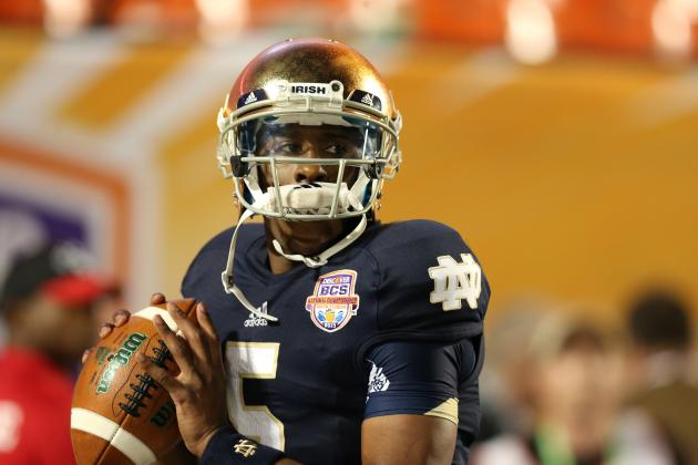 If Everett Golson Is Allowed Back, Does That Help or Hurt Notre Dame Recruiting?