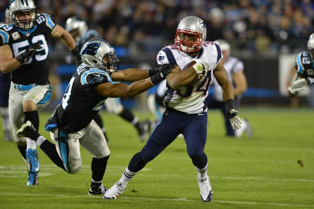 Breaking Down Shane Vereen's Impact on Patriots Offense