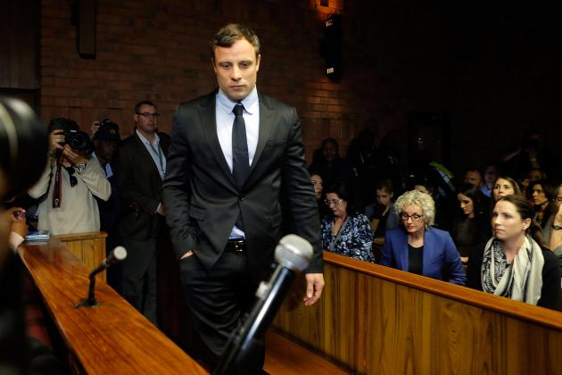 Updates on Oscar Pistorius After Being Indicted on Additional Gun Charges