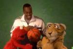 Dwight Discusses Strategy on 'Sesame Street'