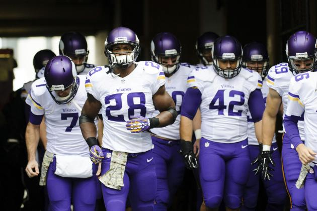 Vikings Must Adopt Adrian Peterson's Mentality to Keep Playoff Hopes Alive