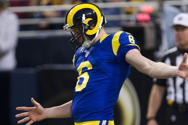 Pair of Rams Making Pro Bowl Push