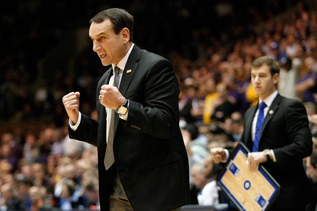 Duke Basketball: Blue Devils Player Grades for Both Preseason NIT Games