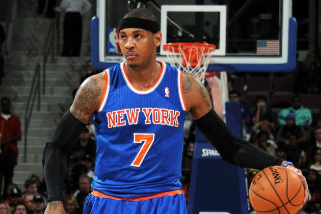 Carmelo Anthony: Nobody Should Be Worried About Carmelo Anthony
