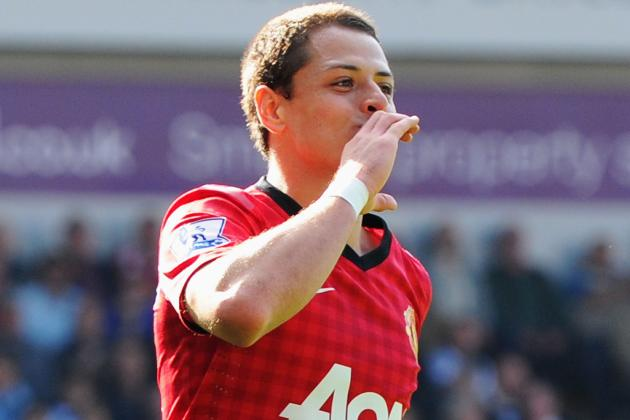 What Went Wrong for Javier Hernandez at Manchester United?