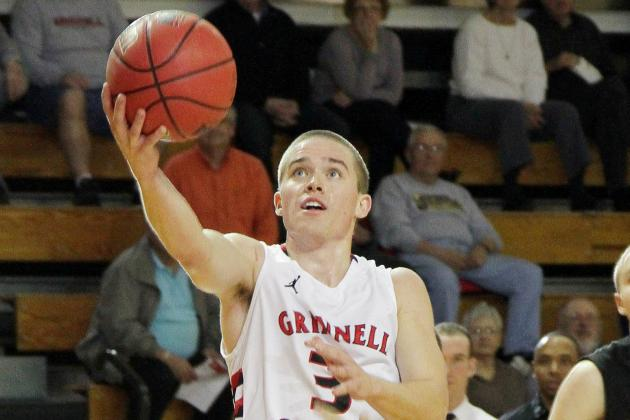 Grinnell Super Scorer Jack Taylor Opens Up About Stats, Style of Play