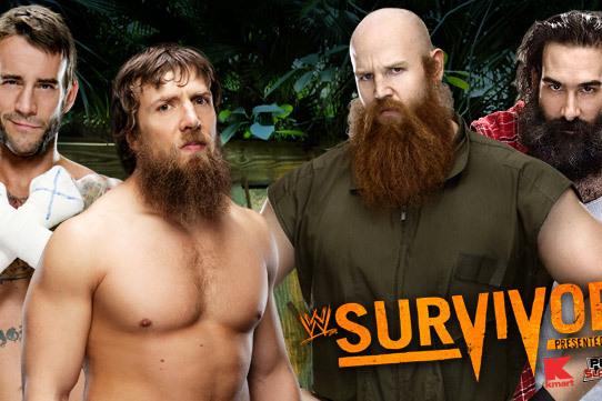 CM Punk and Daniel Bryan vs. Erick Rowan and Luke Harper: Winner and Analysis
