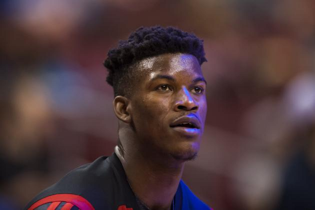 Jimmy Butler Injury: Updates on Bulls Guard's Toe, Likely Return Date