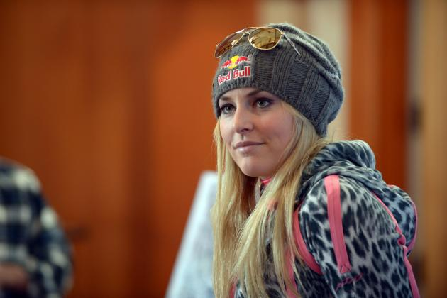 Lindsey Vonn Suffers Partially Torn ACL in Crash