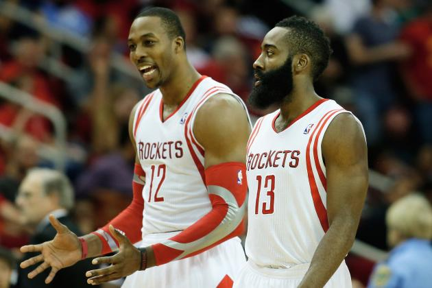 Daryl Morey Needs a Few More Super Trades to Make Rockets a Superteam