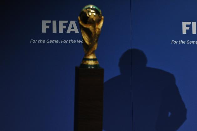 World Cup Groups 2014: Official Draw for FIFA Tournament Revealed
