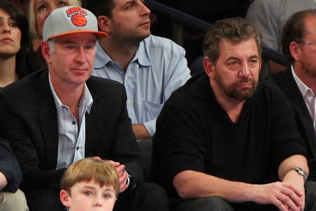 Grantland: Potential Knicks' 30 for 30 Pitches
